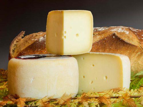 1. Nuestros quesos. Elaboración propia.